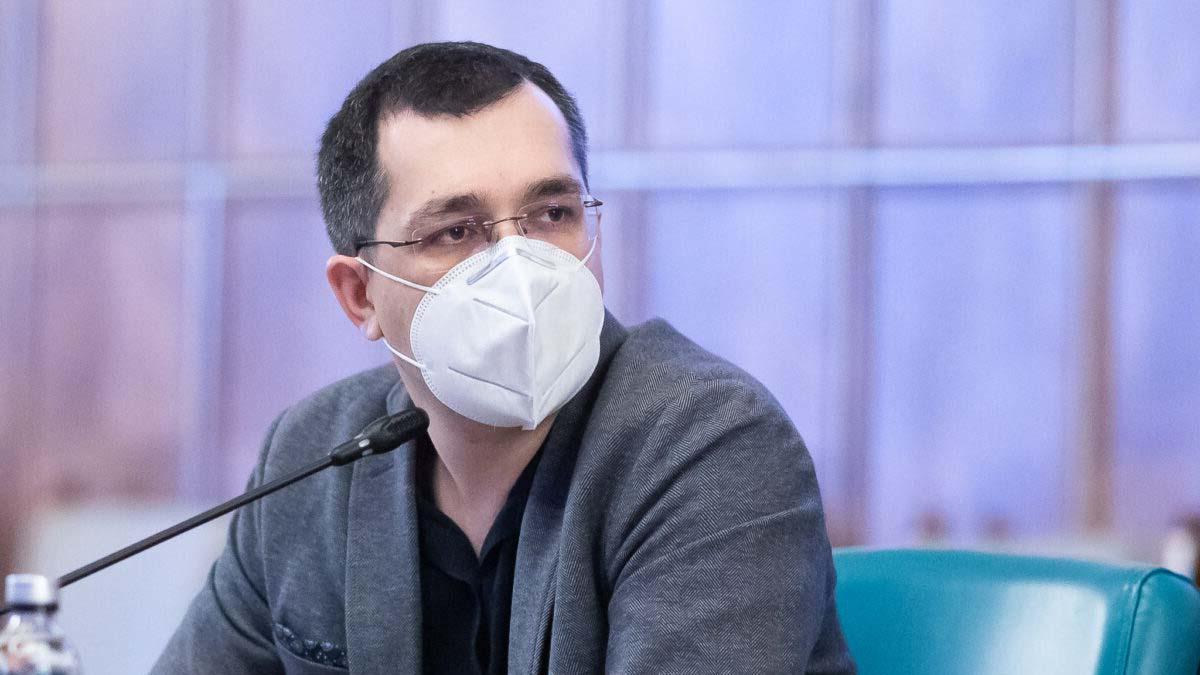 """USR-PLUS aplica """"metoda funcționarul"""" atunci când ministerul Sănătății, sub conducerea lui Voiculescu, avea probleme"""
