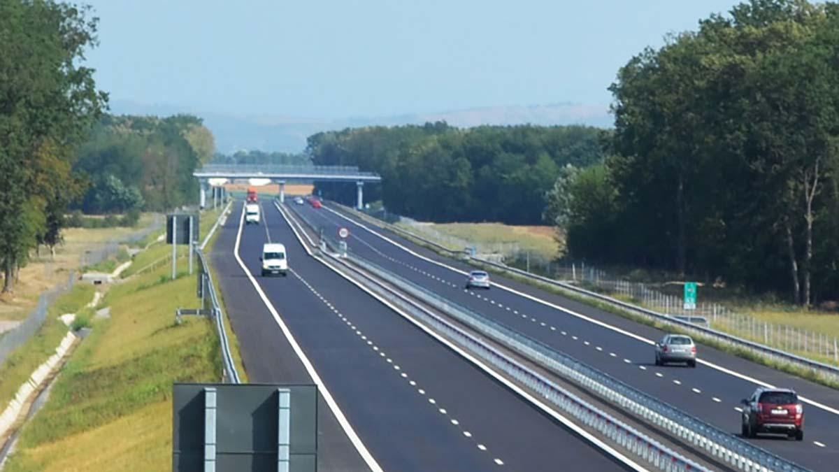Guvernul României a aprobat indicatorii economici pentru un segment din Autostrada A7 care leagă Moldova de capitala României