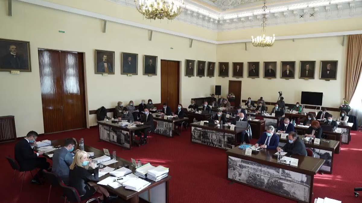 Consilierii locali au votat alocarea unei finantari de 6,7 milioane de lei pentru Asociaţia Clubul Sportiv Municipal Politehnica Iaşi