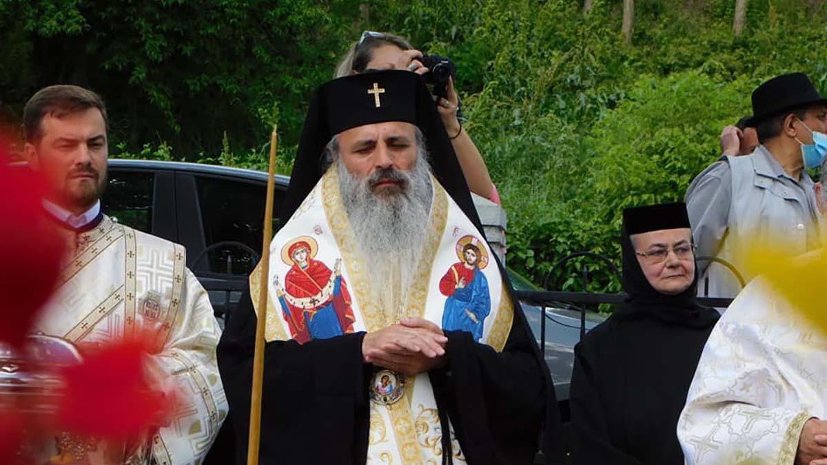 Mesajul IPS Teofan, Mitropolitul Moldovei şi Bucovinei pentru pelerinii care au ajuns la Iaşi