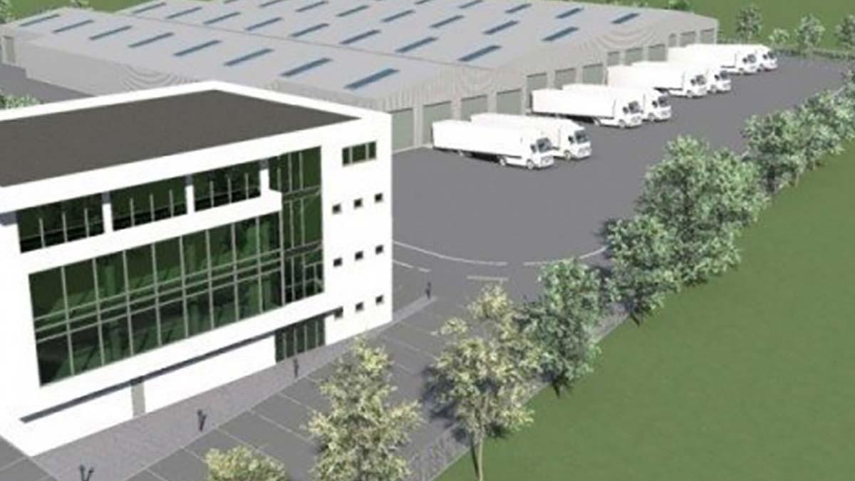 Consiliul Județean Iasi a primit două oferte pentru amenajarea unui parc industrial la intrarea în comuna Lețcani