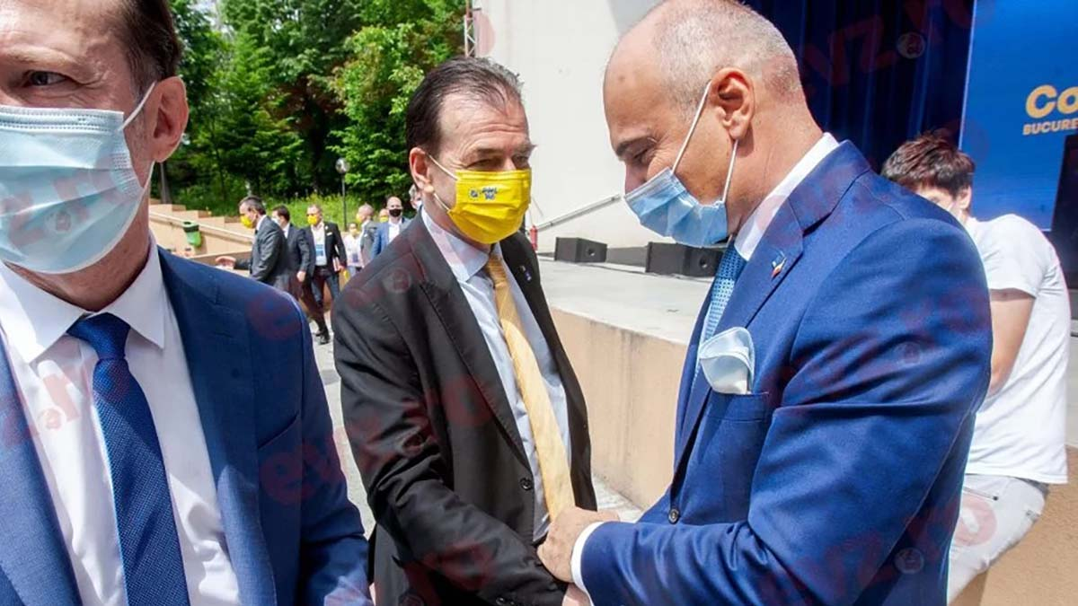 """Tensiunea în PNL a depășit bariera politicului! Ludovic Orban a fost amenințat cu dezvăluiri incendiare:""""Nu va fi bine pentru el"""""""