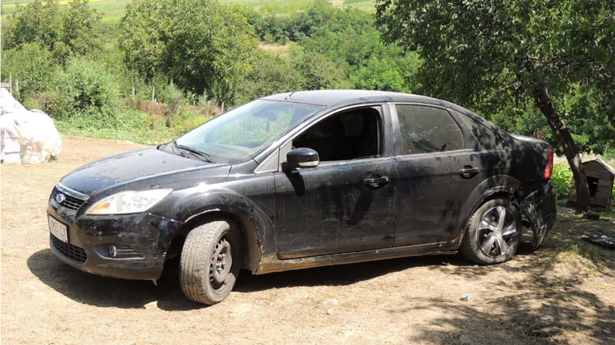 Accident misterios in care a fost implicata o masina a Consiliului Judetean Iasi
