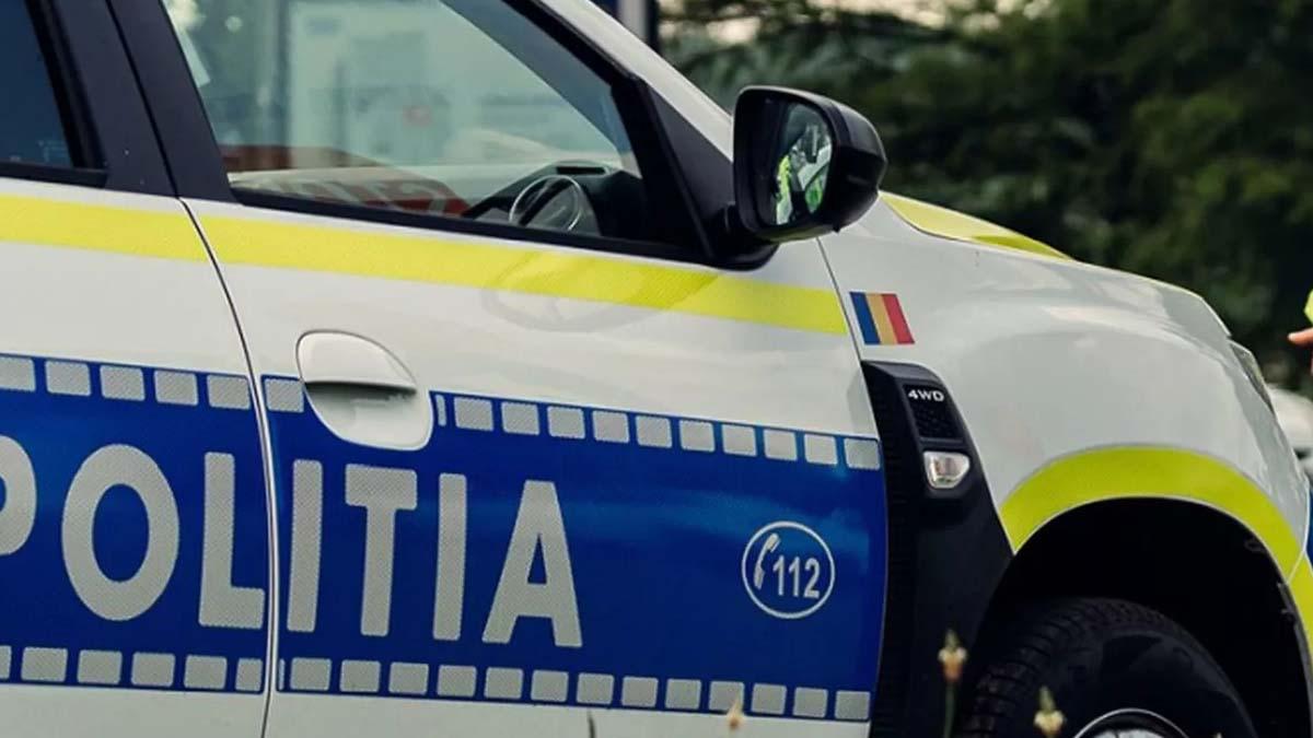 Bărbat găsit impuscat în gât într-o maşină la Roman