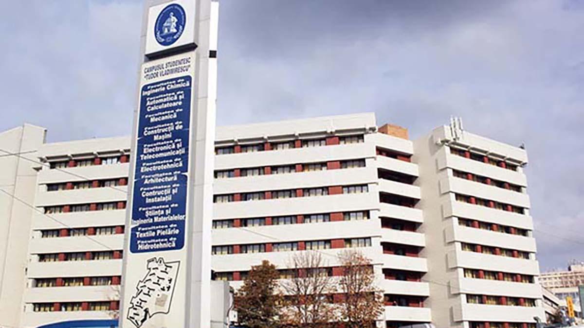 """O lună de cazare gratuită pentru studenții vaccinați, la Universitatea Tehnică """"Gheorghe Asachi"""" din Iași"""