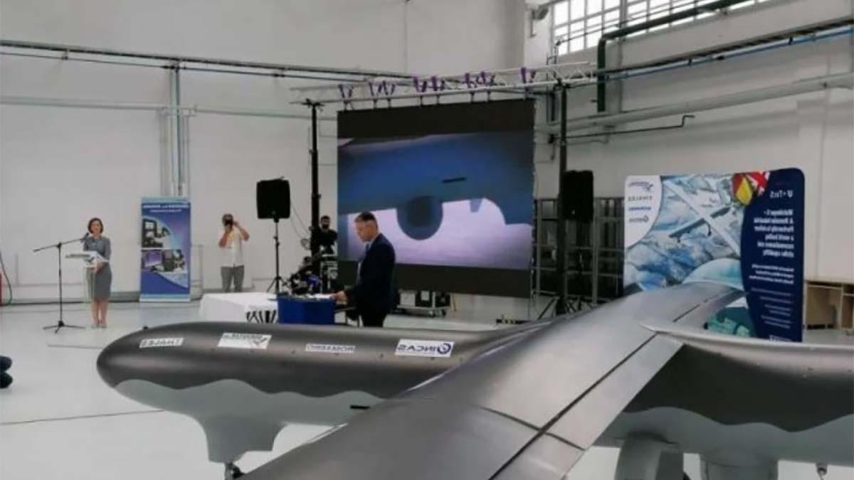Firma Aerostar Bacău va produce drone tactice de ultima generatie