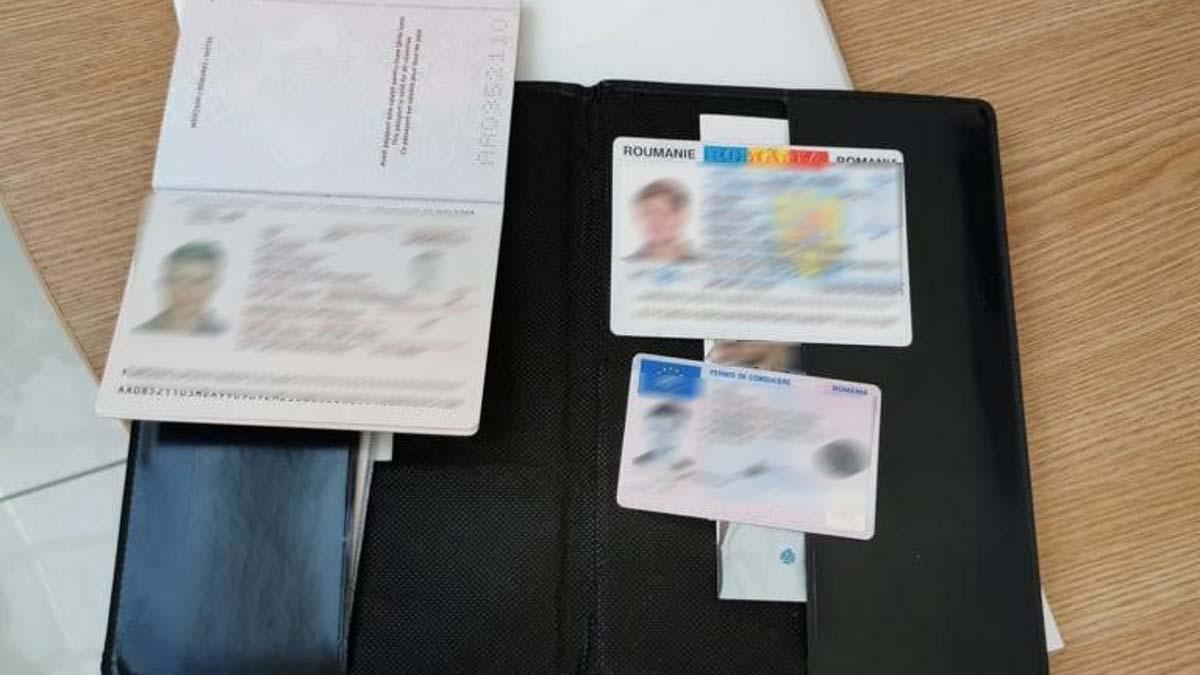 Cu 300 de euro un moldovean si-a cumparat o identitate falsă