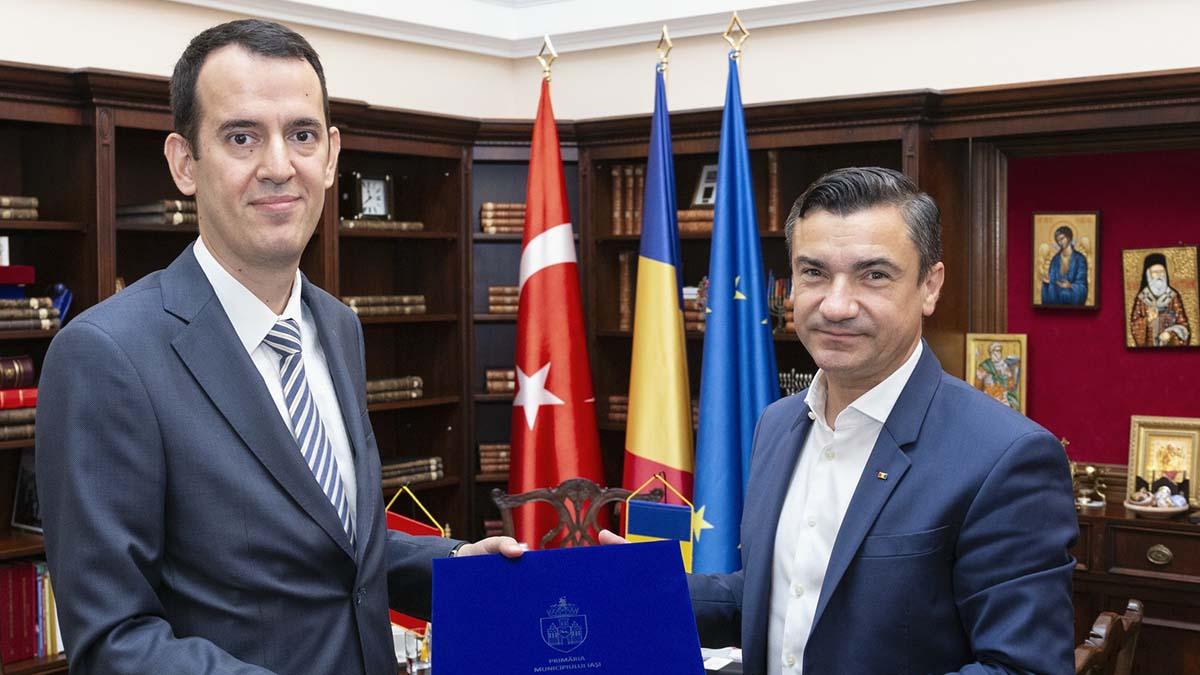 Noi oportunități de colaborare cu Turcia, în urma discuțiilor cu TIKA România la Palatul Roznovanu