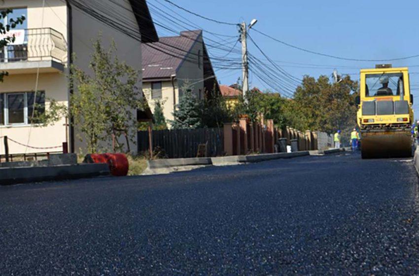 Primaria municipiului Iasi a primit patru oferte pentru modernizarea a opt străzi