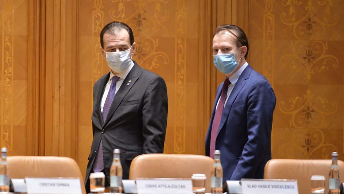 """Ludovic Orban recunoaste ca cei de la USR au impus primul-ministru:""""partenerii de la USR l-au preferat pe Florin Cîţu"""""""