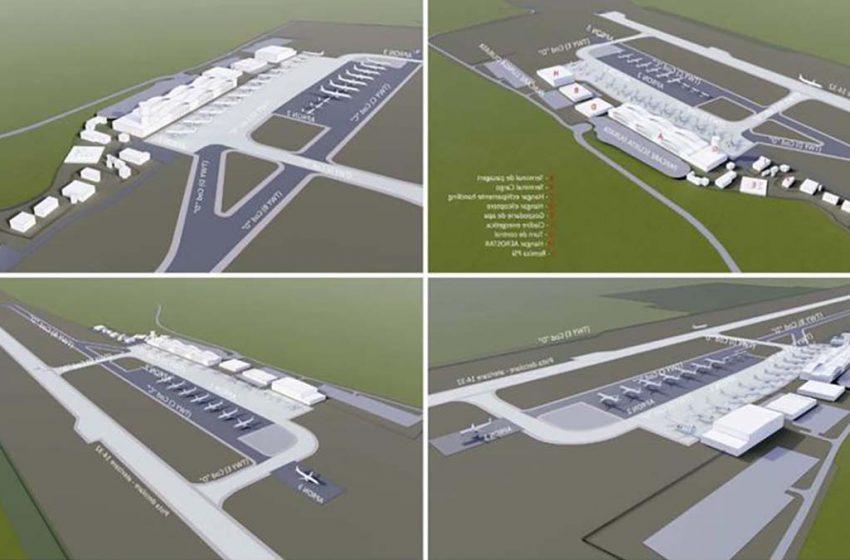 Consilierii judeteni vor da ultimul aviz pentru investitia de 91 de milioane de euro pentru Aeroportul International Iasi