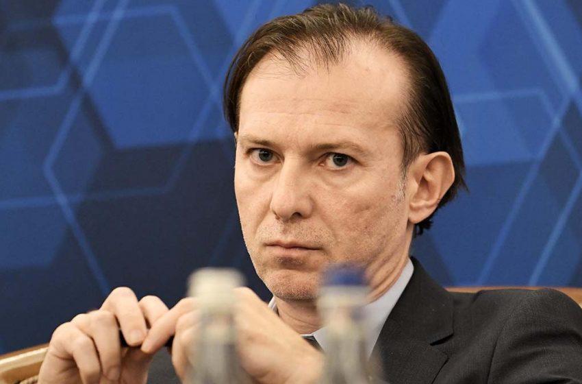 Florin Cîțu i-a demis miercuri seara pe secretarii de stat ai USR PLUS