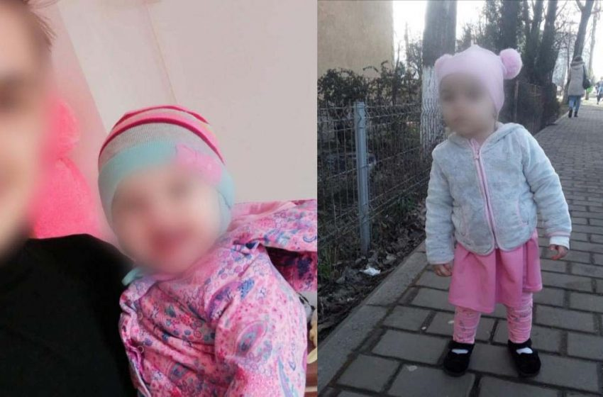 Răsturnare de situație în cazul morții fetiței de 2 ani din Iași! Mama și tatăl vitreg pot primi pedepse de la 15 ani la închisoare pe viață