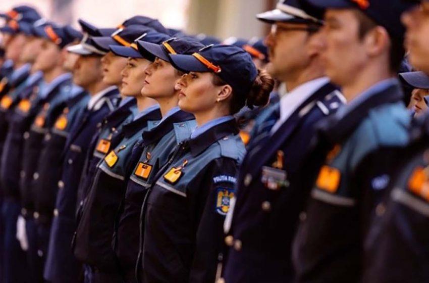 Poliția Română vrea să angajeze 412 politisti din surse externe