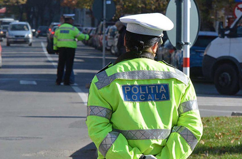 Buletin informativ al Politiei Locale Iasi din data de 05.10.2021