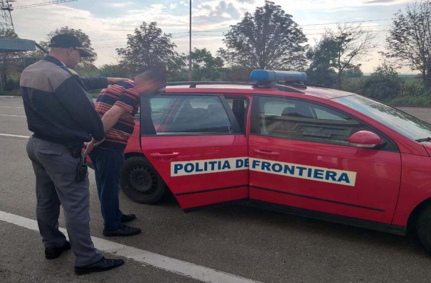 Un cetatean din R.Moldova căutat de autoritățile române a fost depistat la controlul de frontieră în Albița