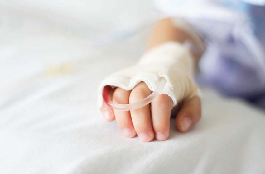"""Patru copii testati pozitiv sunt internaţi în stare gravă la sectia ATI de la spitalul """"Sf.Maria"""""""