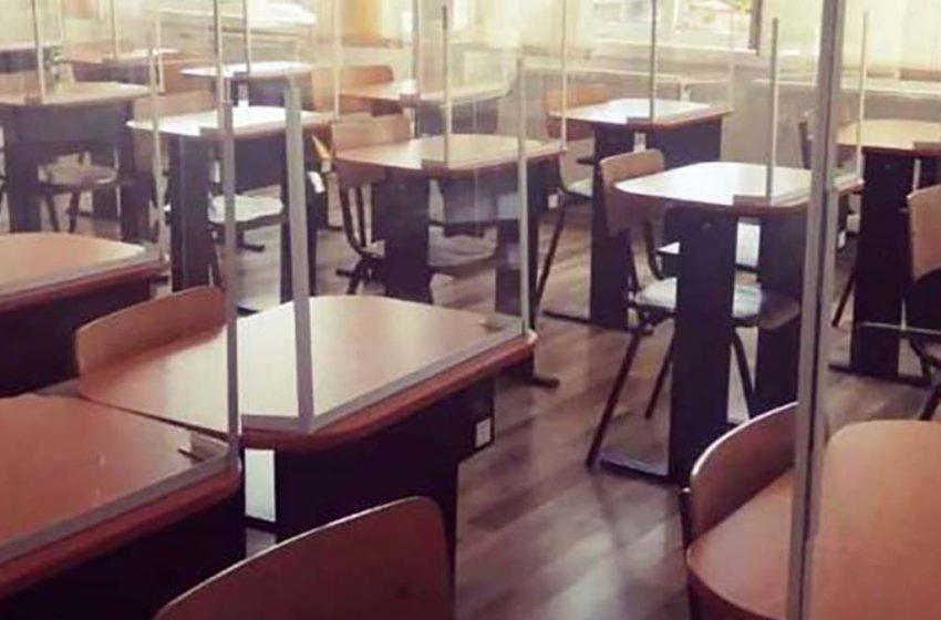 49 de clase din scolile si liceele din judetul Iasi si-au suspendat cursurile fata in fata