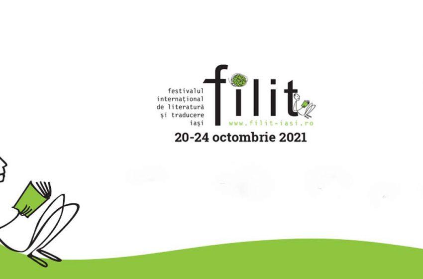 A IX-a ediţie a Festivalului de Literatură şi Traducere aduce la Iaşi peste 100 de participanţi din ţară şi străinătate