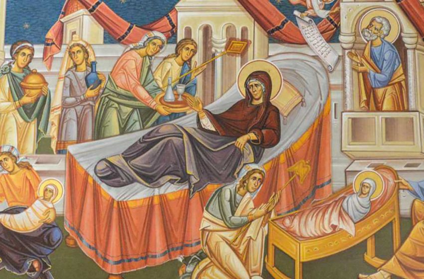 Tradiţii şi obiceiuri de Naşterea Maicii Domnului
