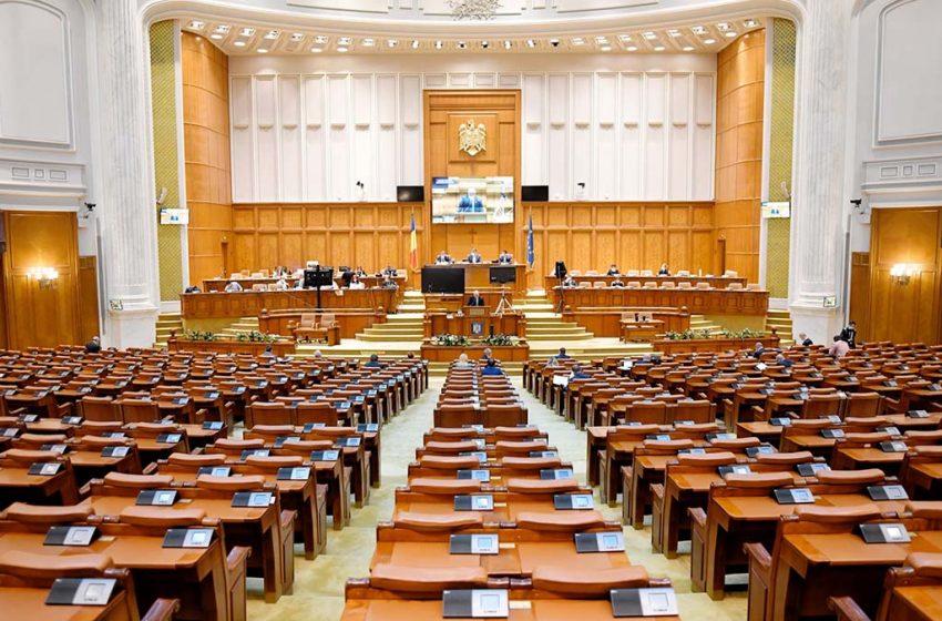 Şedinţa Birourilor permanente reunite cu privire la calendarul moţiunii de cenzură, amânată pentru luni