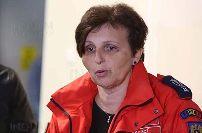 """Diana Cimpoeșu, coordonator UPU """"Sf.Spiridon"""":""""Nu știu cum rezist! Cu credința că cineva trebuie să facă lucrurile astea, chiar dacă sunt foarte grele"""""""