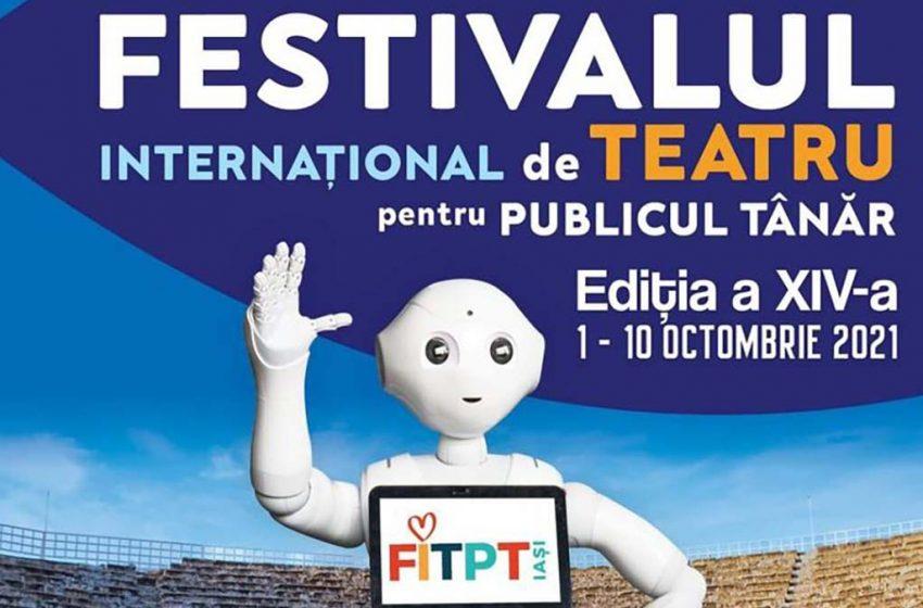 Astazi incepe Festivalul Internațional de Teatru pentru Publicul Tânăr Iași
