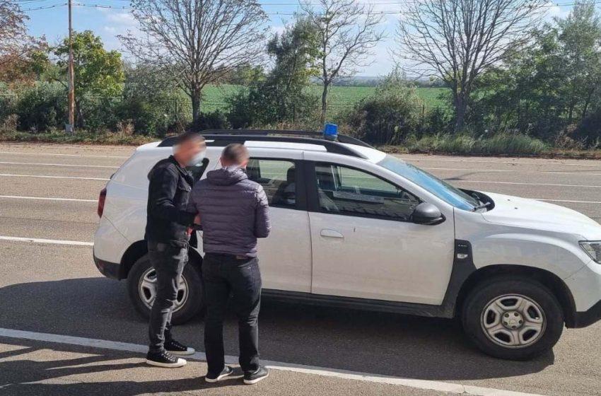 Un bărbat căutat de autoritățile italiene, depistat la controlul de frontieră în Albița