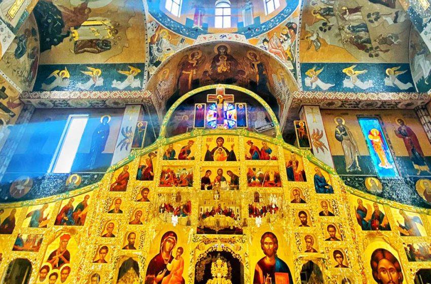 IPS Teofan impreuna cu un sobor de preoti vor oficia maine slujba de sfintire a bisericii Sfânta Mahramă a Domnului și Sfinții Martiri Brâncoveni din Iasi