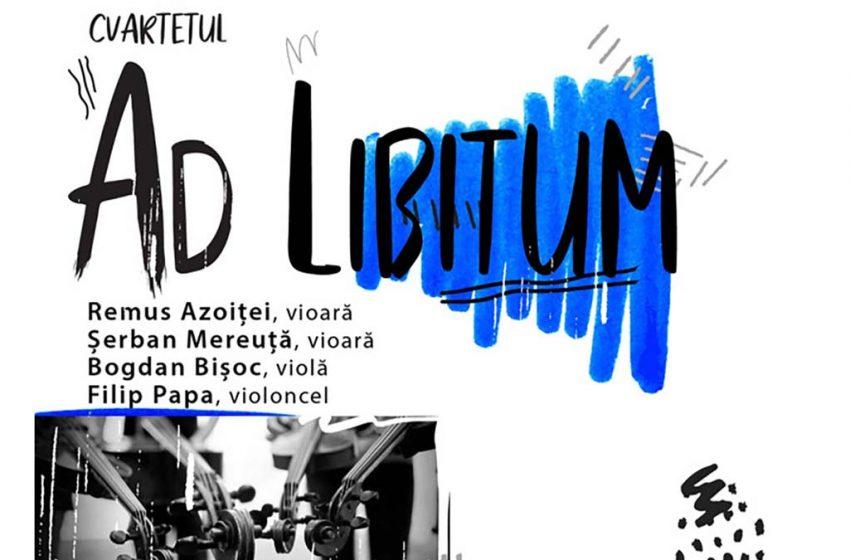 """Concert cameral al Filarmonicii """"Moldova"""" din Iași"""