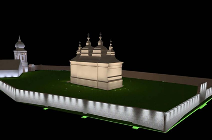 Primaria municipiului Iasi a primit trei oferte pentru iluminatul arhitectural de la Mănăstirea Frumoasa