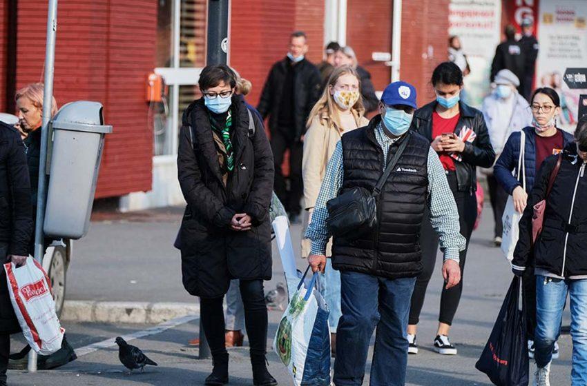 Municipiul Iași la un pas de carantină! Incidența cazurilor a trecut de 7 la mie