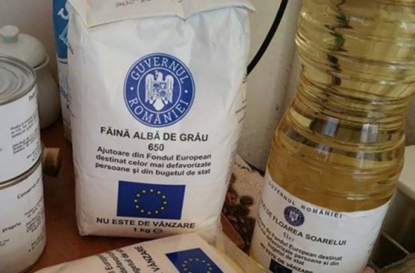 Primăria Iași a finalizat distribuirea pachetelor alimentare și de igienă de la Uniunea Europeană