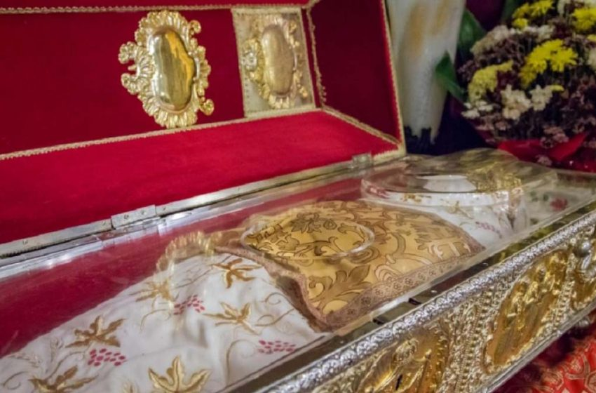 Minunea prin care a fost descoperit mormântul Sf. Parascheva