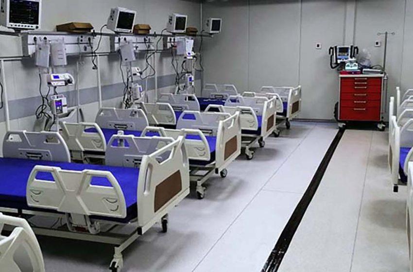 Se amână deschiderea spitalului mobil de la Letcani! Nu a fost instalat stocatorul de oxigen