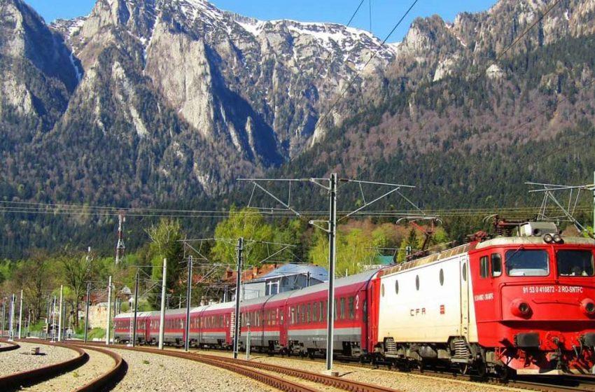 Tren direct Brașov – Iași: CFR Călători anunță călătorii mai scurte cu două ore